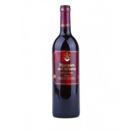 Marqués de Cáceres Vino rosso Rioja Crianza Bottiglia 750 ml