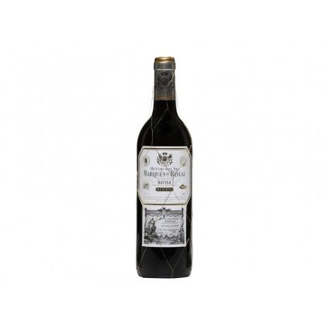 Marqués de Riscal Vino Tinto Reserva D.O. Rioja Botella 750ml