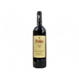 Protos Vino rosso invecchiato DO Ribera del Duero Bottiglia 750 ml