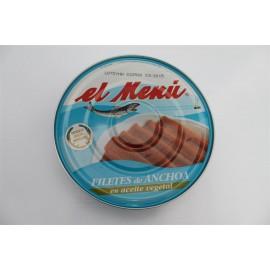 Anchovies El Menu Pdta. 550 Grs