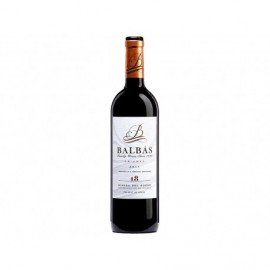 Balbás Vino Ribera del Duero invecchiato Bottiglia 750 ml