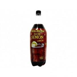 Don Simón Tinto de Verano con Limón Botella 1,5l