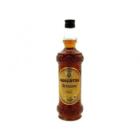 Vidal Vino Moscatel Artesano Botella 750ml