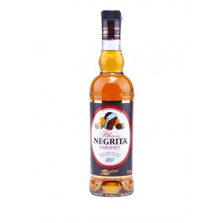 Negrita Ron Bardinet Botella 700ml
