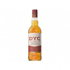 DYC Whisky Doble Destilación Botella 700ml