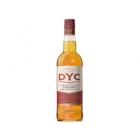 DYC Whisky Doble Destilación Botella 700ml