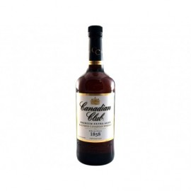 Canadian Club Whisky Premium Extra Aged Botella 700ml