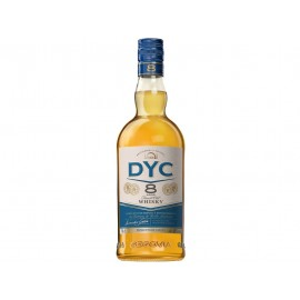 DYC Whisky 8 Años Botella 700ml