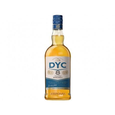 DYC Whisky 8 Años Botella 700ml