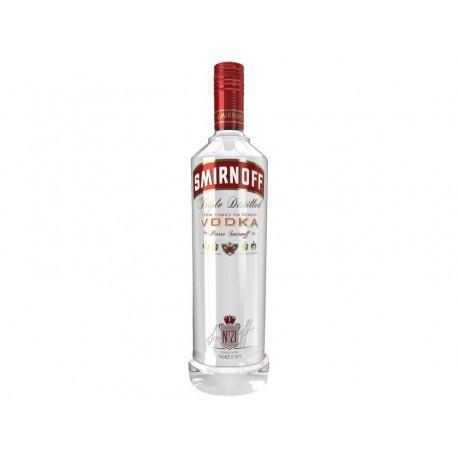 Smirnoff Vodka Botella 1l