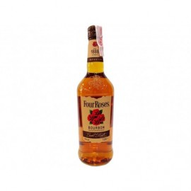 Four Roses Whisky Bourbon Botella 750ml