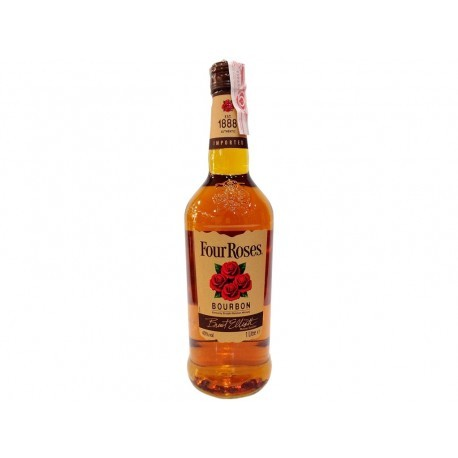 Four Roses Whisky Bourbon Botella 750ml