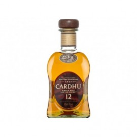 Cardhu Whisky Escocés 12 Años Botella 700ml