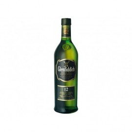 Glenfiddich Whisky Malta 12 Años Botella 700ml