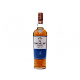 Macallan Whisky Escocés 12 Años Botella 700ml