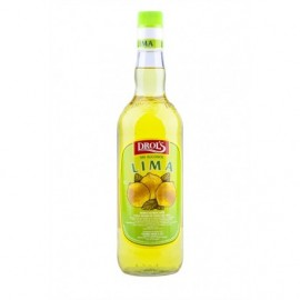 Drol's Licor de Lima Sin Alcohol Botella 1l