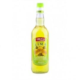 Drol's Liqueur de citron vert sans alcool Bouteille 1l