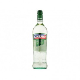 Cinzano Vermouth blanc Bouteille 1l