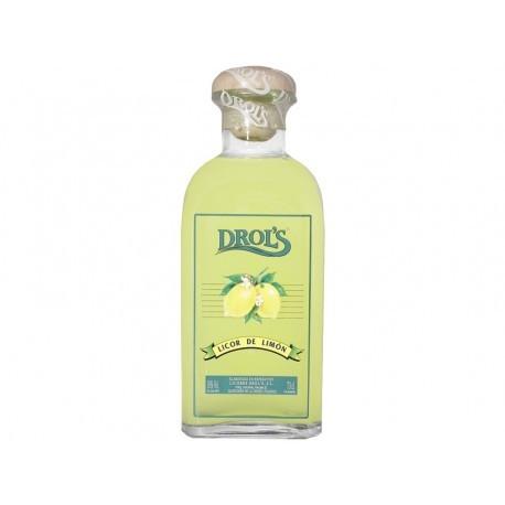 Drol's Licor de Limón Frasca Botella 700ml