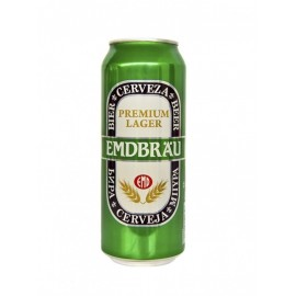 Beer Emdbrau 500 Ml pack 8