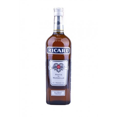 Ricard Licor de Anís Botella 1l