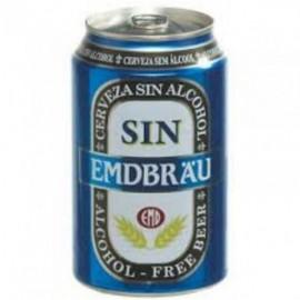 Emdbrau Alcohol Free Bee 33 Cl pack 8