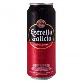 Estrella Galicia Beer 33 Cl pack 8