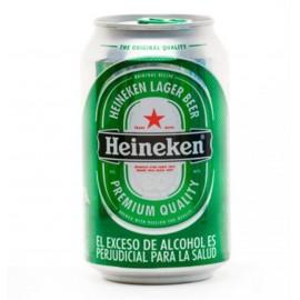 Cerveza Heineken  33 Cl Pk-12