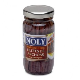 Anchovies Noly Cristal 100 Grs