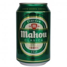 Cerveza Mahou Clasica 33 Cl pack 8