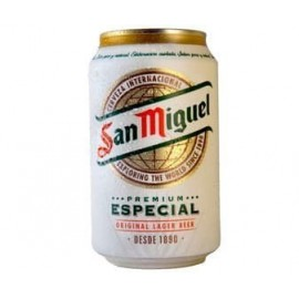 San Miguel Beer 33 Cl pack 8 pack 8