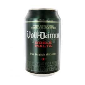Beer Voll-damm Beer 33 Cl pack 8