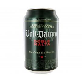Cerveza Voll-damm 33 CL pack 8