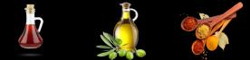 Aceites Vinagres y Especias