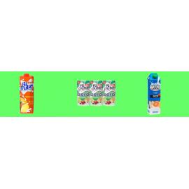 Zumos con leche