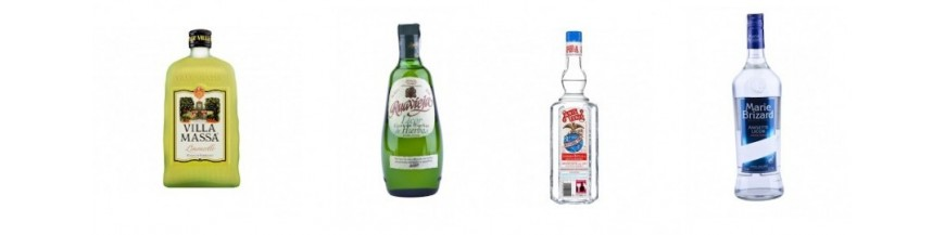 Liquors and creams