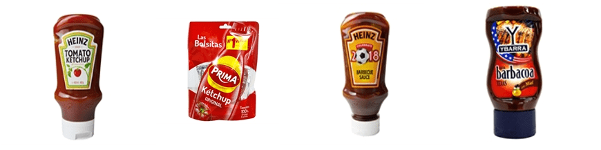 Ketchup and Barbecue Sauces