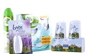 Ambientadores y desodorisantes